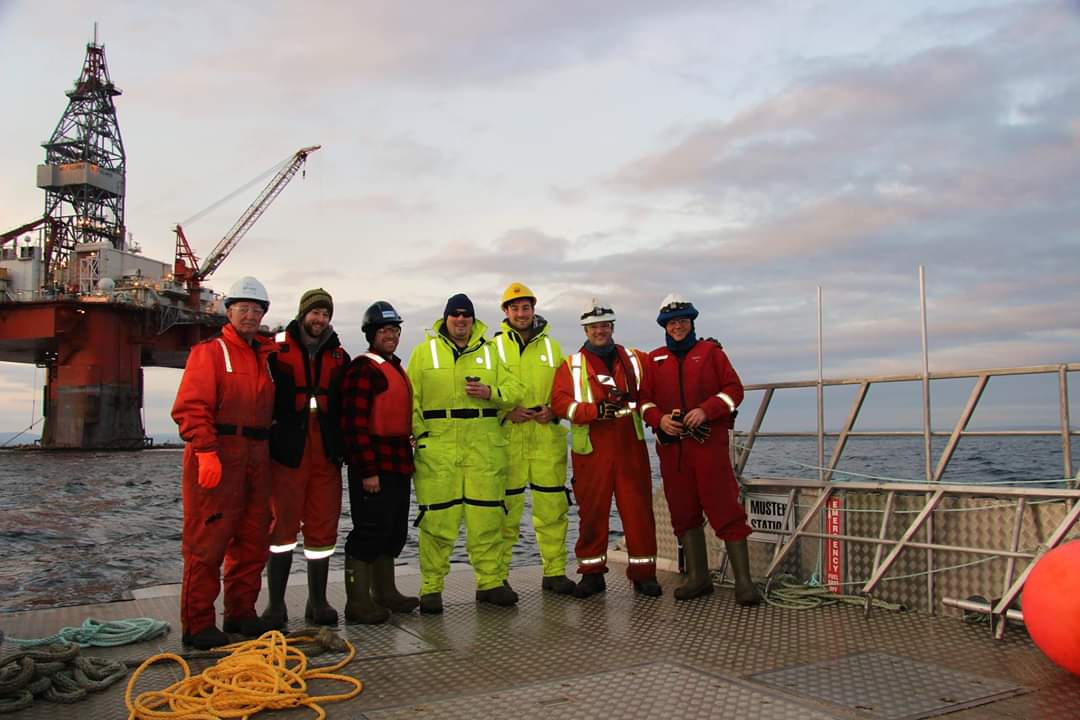 Oil and Gas Services – Afonso Group